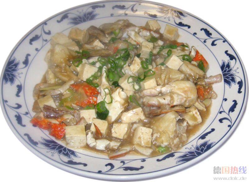 豆腐蟹 12.80EUR