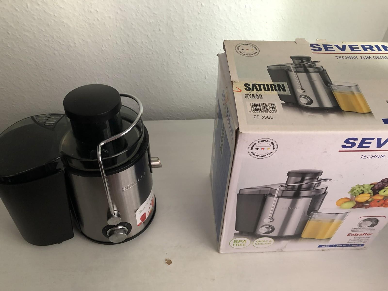 榨汁机15欧可邮寄