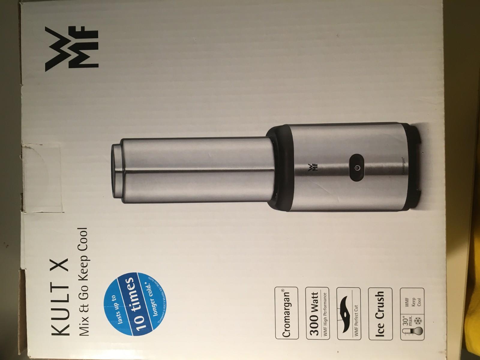 wmf mixer 不锈钢保冷杯